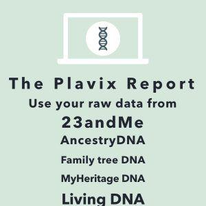 DNA raw data analysis for Plavix metabolism