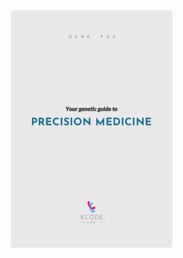 Xcode Life precision medicine report
