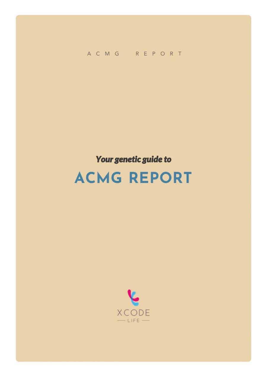 ACMG report image