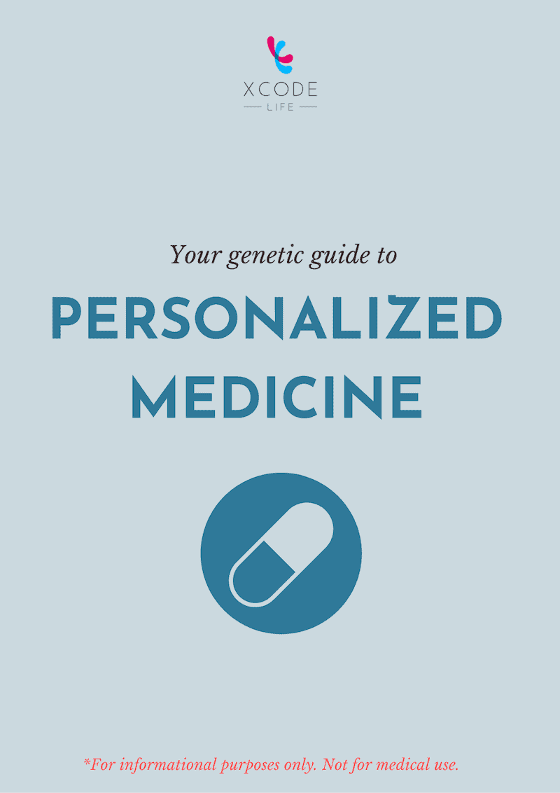 Xcode Life personalized medicine report